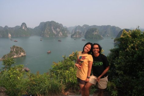 Halong Bay di Vietnam