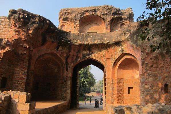 Humayun's Tomb di India, Bukti Cinta Seorang Istri