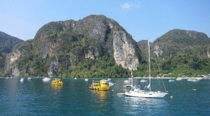 Ko Phi Phi Masih Andalan Thailand