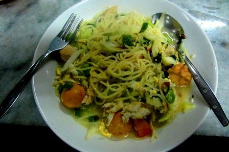 Ulasan tentang kuliner bisa menjadi bagian dari blog perjalanan