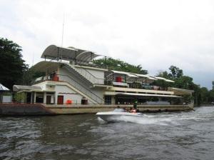 wahana perahu boat