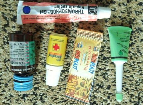 Contoh obat-obatan untuk anak