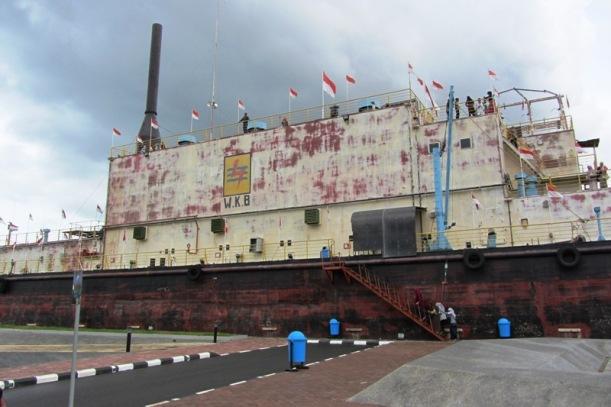 Kapal Apung