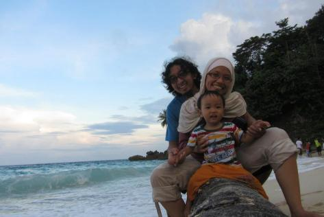 Family of Wanderlust - Pulau Weh