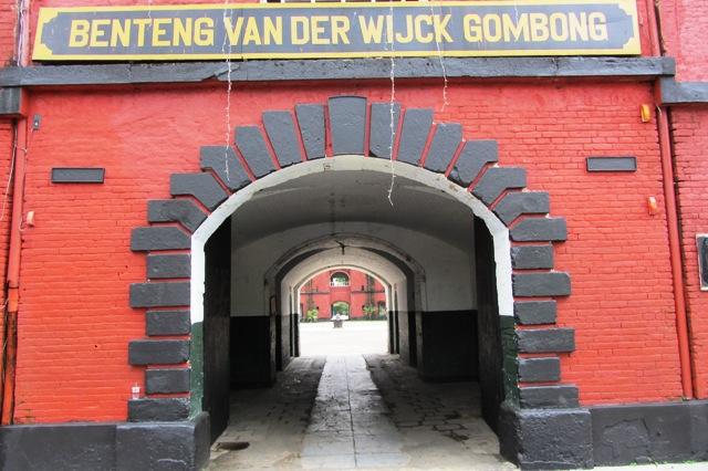 Hasil gambar untuk gambar Benteng Van Der Wijck