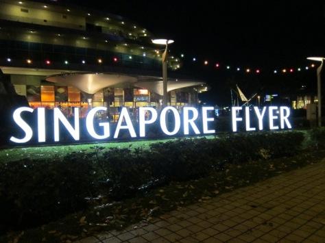 Singapore Flyer!