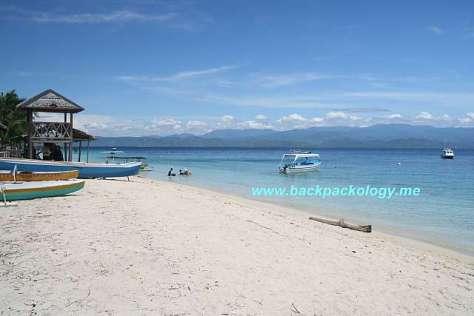 Donggala, Sulawesi Tengah, dive spot yang juga bisa dijangkau dari pantai, hanya 30 menit dari Palu