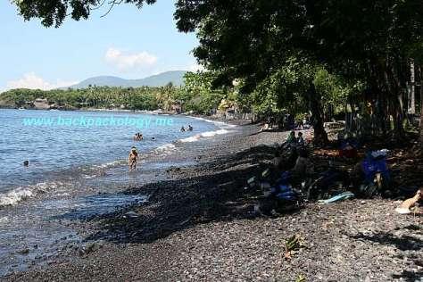 Tulamben, Bali, dive spot yang bisa dijangkau dari pantai (beach entry) dengan keunikan kapal karam yang masih bagus