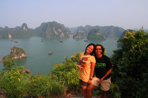 Honeymoon escape to Vietnam