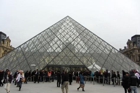 Museum Louvre di Paris