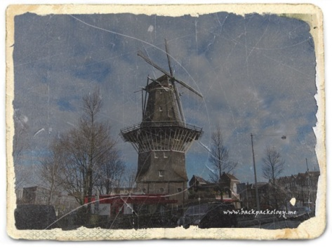 Windmolen, a glimpse of the past