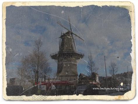 Windmolen, a glimpse of the past