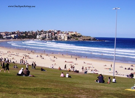 Bondi beach in 2005