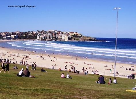 Bondi beach di Australia
