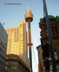 Sydney Tower to see 360 eagle eye
