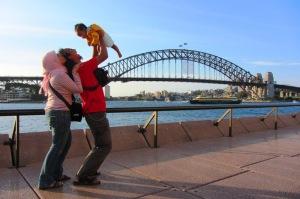 A happy happy lalala family (Sydney 2012)