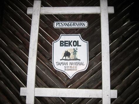 Pesanggrahan Bekol, tempat kami menginap di Taman Nasional Baluran
