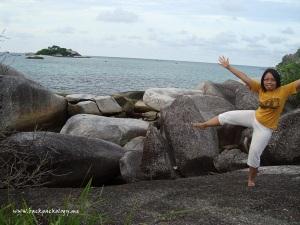 Belitung - percobaan 2