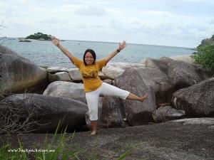 Belitung - percobaan 3