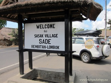 Tim Terios 7 Wonders siap menjelajahi Desa Sade Rambitan, kampung Suku Sasak