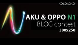 Salah satu lomba blog yang diadakan