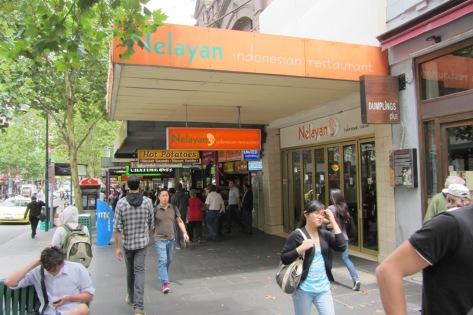Andalan warga NKRI di Melbourne
