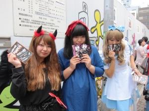 Para lolita di Harajuku