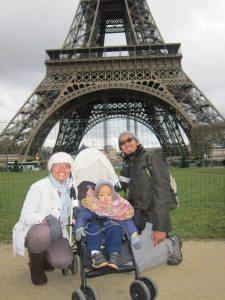 Dari Condongcatur ke Paris