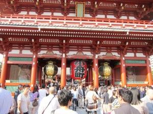 Senso-ji di Asakusa Tokyo