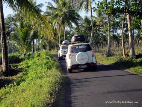 Kalau ini di desa menuju Ranupane, tempat kediaman Suku Tengger