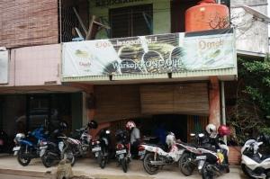 Warung Kopi Kong Djie, Tanjung Pandan
