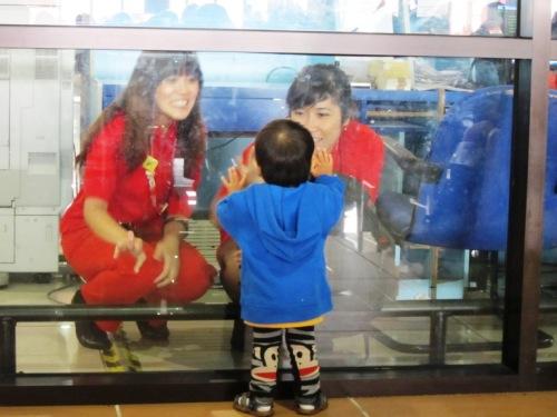 OTW Jepang, Oliq udah nggak terlalu innocent lagi