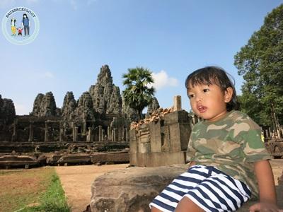 Oliq di Angkor Complex