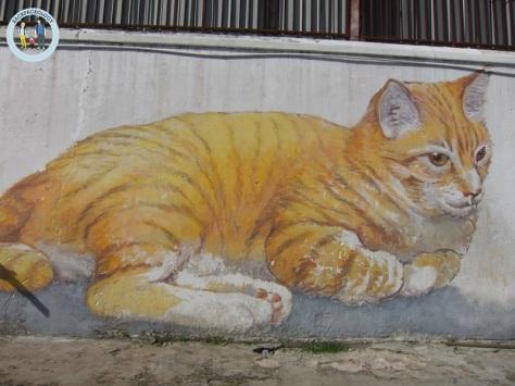 Si kucing besar yang terkenal itu