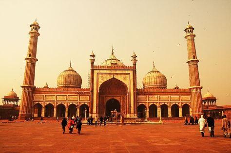 masjid jamak india