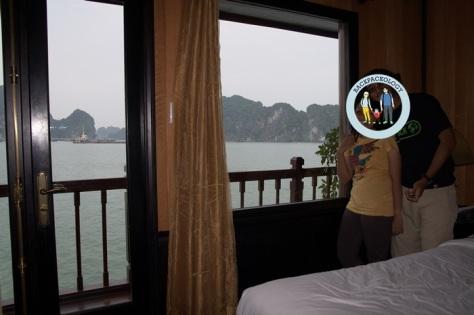 Tiap kapal kamarnya berbeda, ada yg menyerupai hotel bintang 4