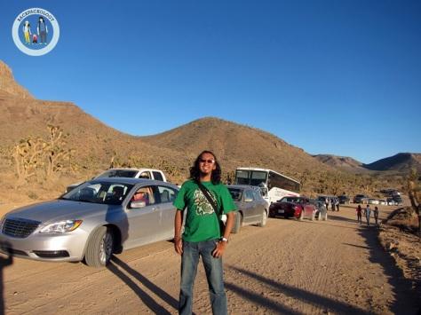 Ini di gurun Arizona lho, bukan macet di tol jagorawi atau dalkot :)