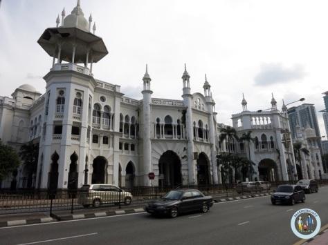 Stesen Kuala Lumpur, berarsitektur stasiun eropa di masanya