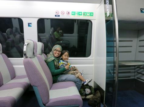 Transportasi HK yang nyaman