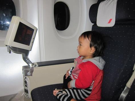Oliq on Air France