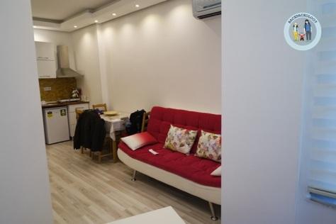Apartemen dari airbnb