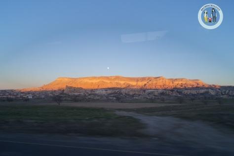 Sunset di Nevsehir