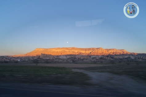 Sunset di Nevsehir
