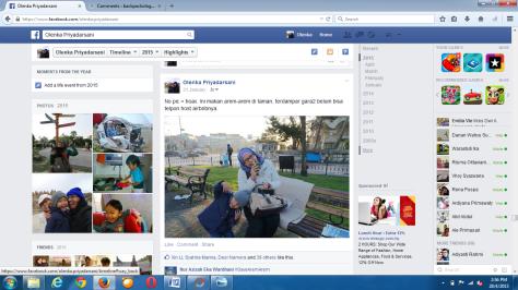 Laporan di FB, eh ternyata ada yg bikin hestek #SaveAremArem