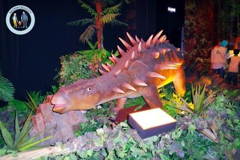 Dinosaurus ini siap berpetualang di Discoveria, Avenue K, Kuala Lumpur