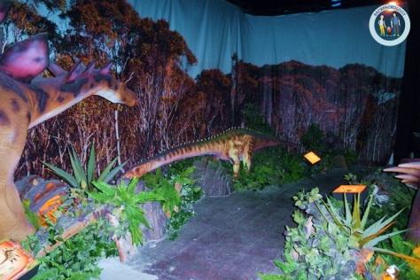 Suasana mencekam bagai era Jurassic Park akan menghantui Anda di Discoveria, Avenue K, Kuala Lumpur