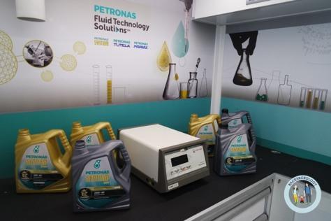 Petronas Fluid Technology Solution, bukti ketangguhan produk Petronas Syntium, Petronas Primax, dan Petronas Tutela dari ajang Formula 1