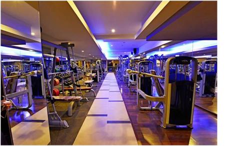 Gym besar dan lengkap