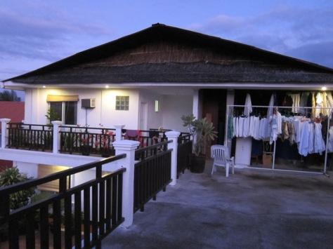 Kamar kami dekat dengan tempat jemuran TKP cawet Puput hilang