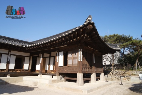 Hanok Village di Chungmuro masuk gratis